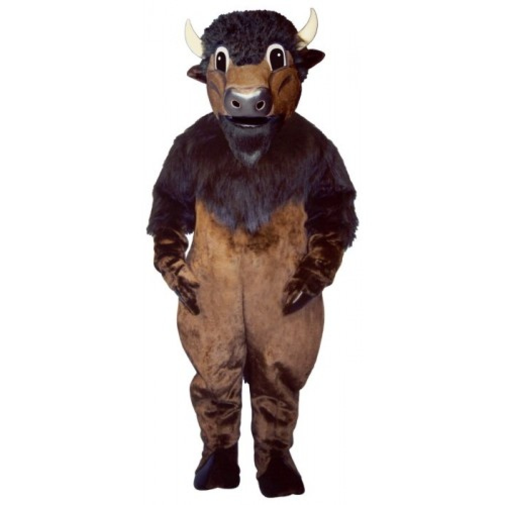 Buffalo and Bison Mascot Costumes
