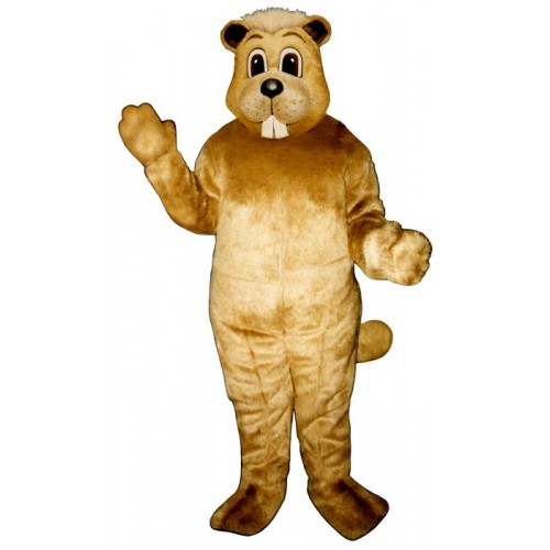 Beavers, Otters, Skunks and Porcupine Mascot Costumes