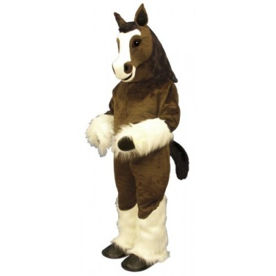 Horses, Donkey and Mule Mascot Costumes