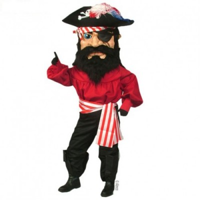 Pirate Mascot Costumes