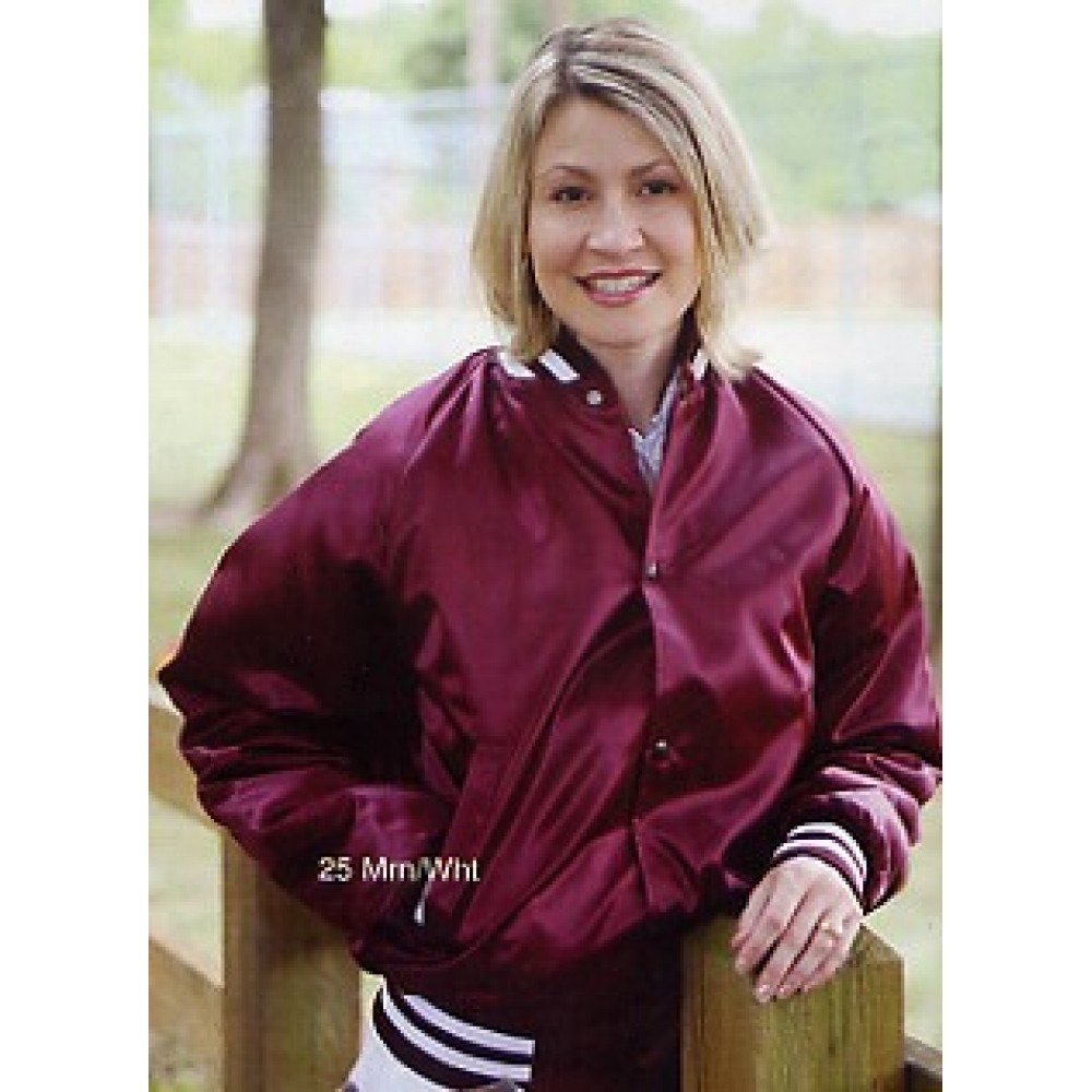 Adult Satin and Oxford Jackets and other Jackets