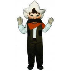 Mascot costume #30DD-Z Wrangler  sc 1 st  Cheer Etc & Cowboy and Indian Mascot Costumes