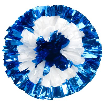 Custom Metallic Poms