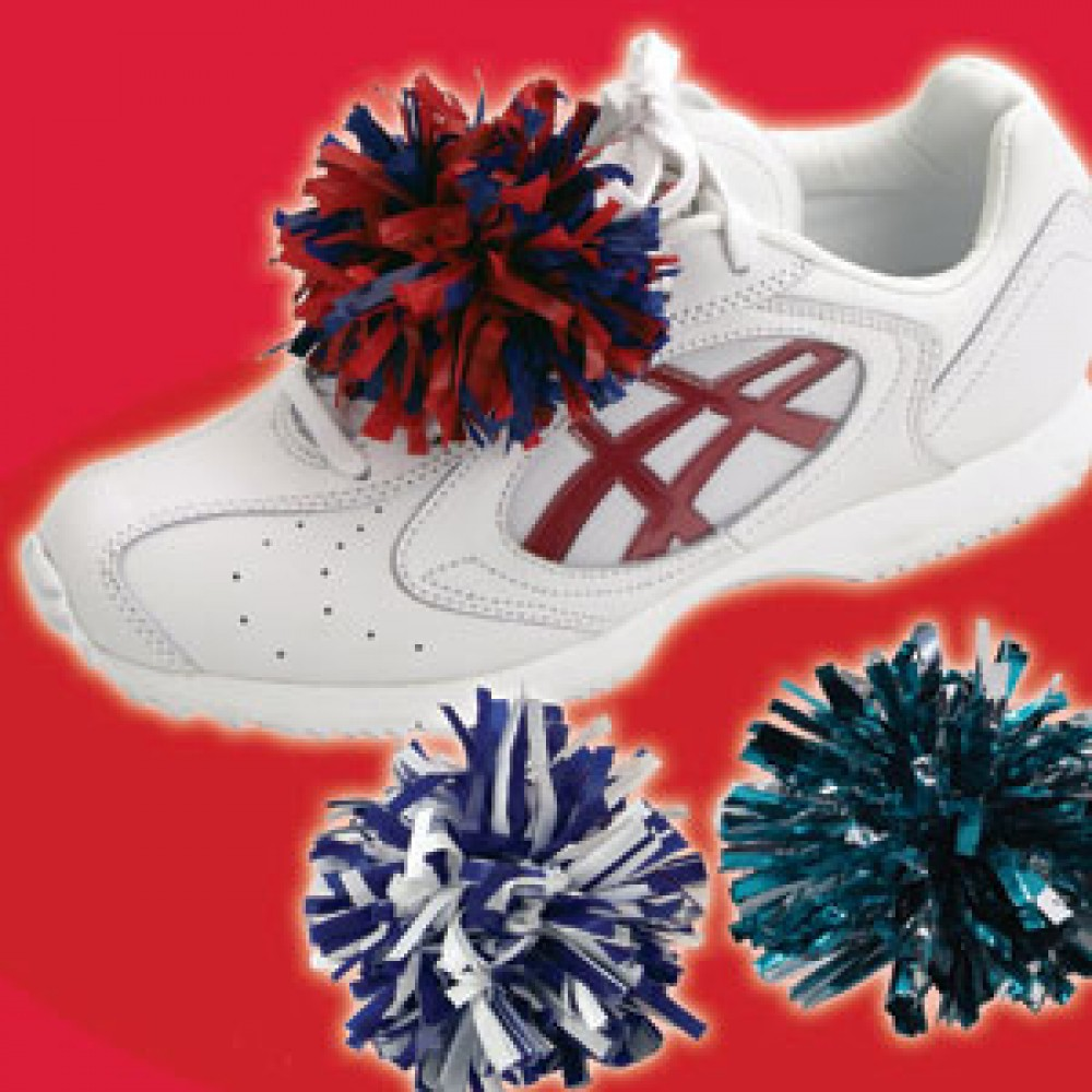 Shoe Poms, Hair Poms and Pom Balls