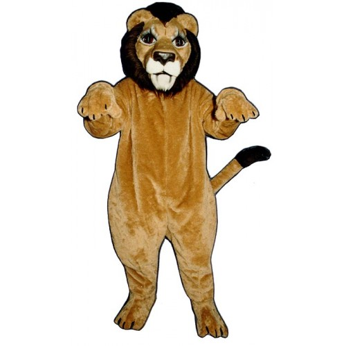 Custom Realistic Lion Puppets for Stage Production  Tom