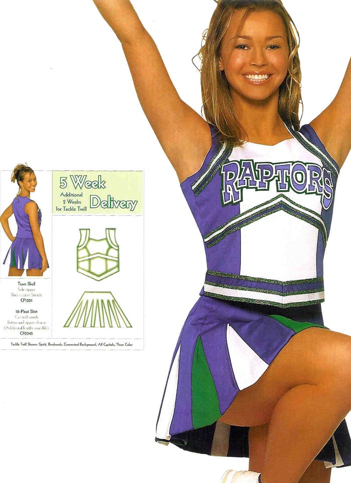 Cheerleading uniforms, pom poms, warm-ups, cheer shoes and more at Omnicheer. Great selection of quality cheer outfits at the lowest price guaranteed.