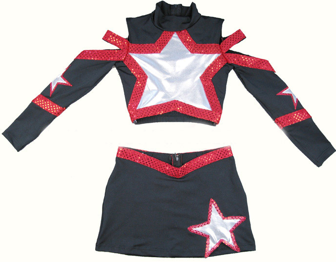 sc 1 st  Cheer Etc & Design Your Own All Star Cheerleading Uniforms