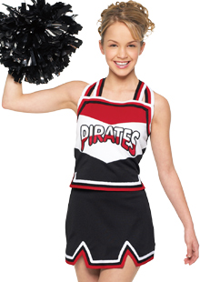 custom cheerleader uniforms