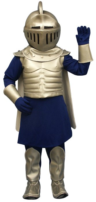 sc 1 st  Cheer Etc & Mascot costume #MM61-Z Silver Knight